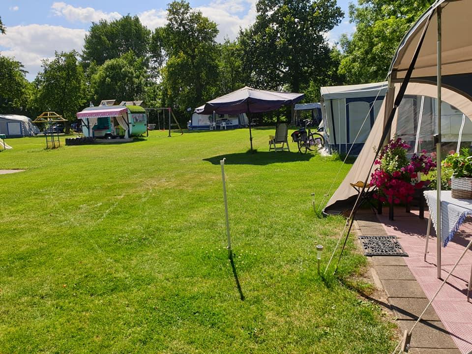 Camping de Kleine Stroet tarieven